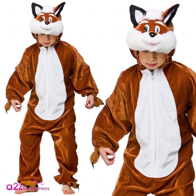 Fantastic Fox - Kids Costume