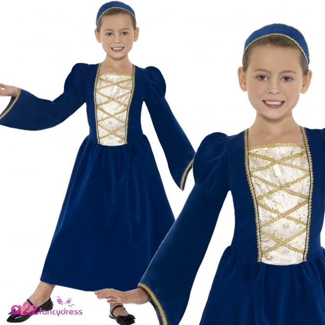 Tudor Princess - Kids Costume