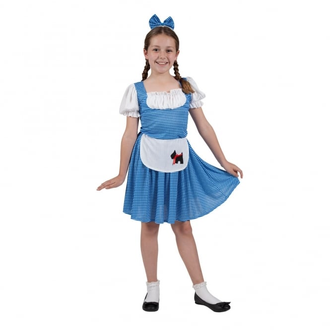 Country Girl - Kids Costume