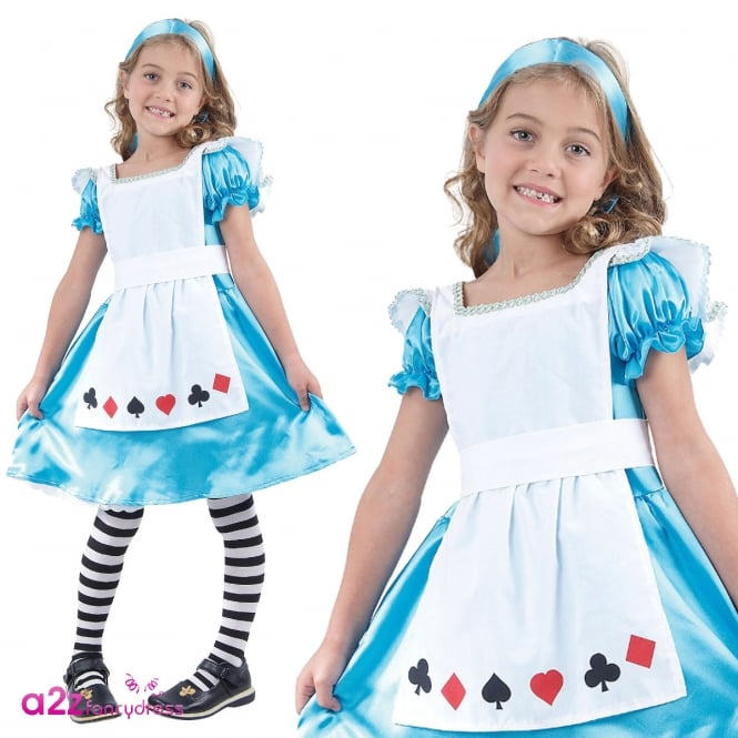 ALICE IN WONDERLAND Alice (Sweetie Girl) - Kids Costume
