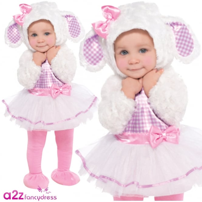 Little Lamb - Infant & Toddler Costume
