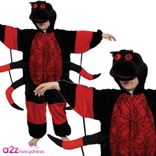 Spider - Kids Costume