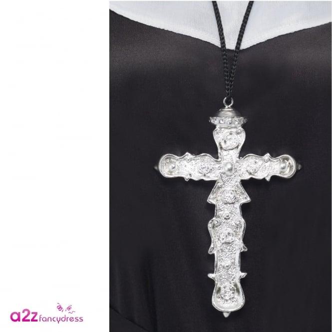 Ornate Cross Pendant - Accessory