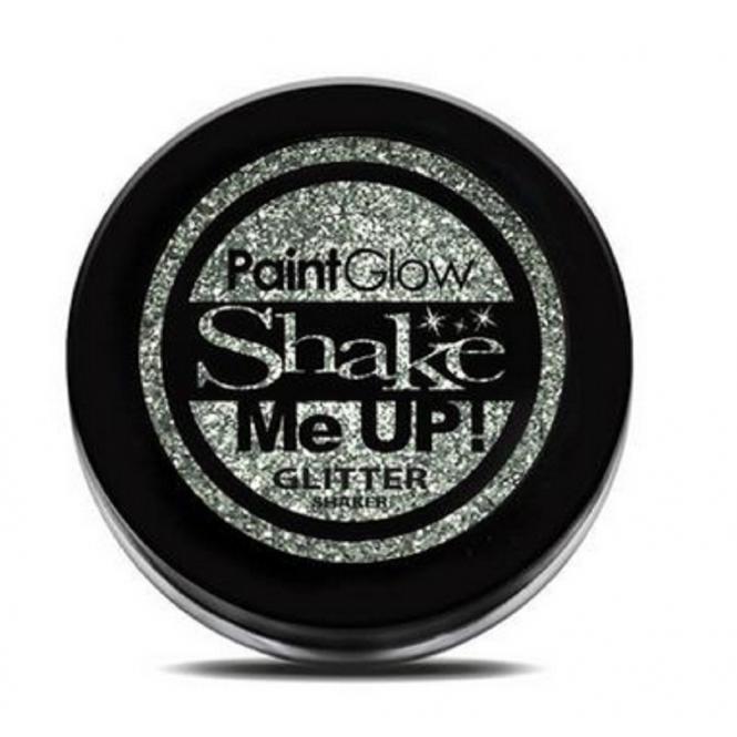 Silver Loose Glitter - Make-up Accessory