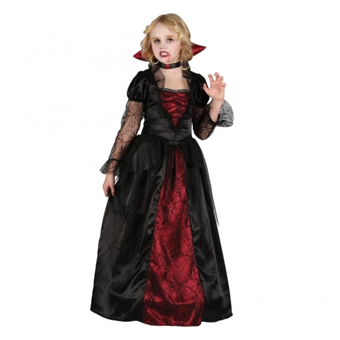 Vampire Princess - Kids Costume