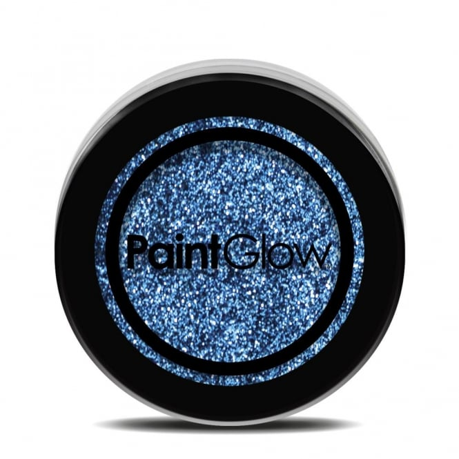 Blue Loose Glitter - Make-up Accessory