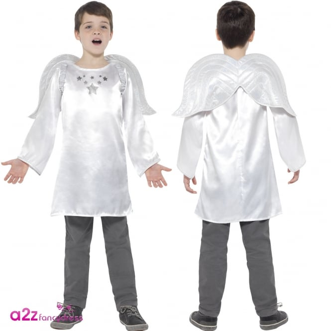 Angel With Wings - Kids Costume