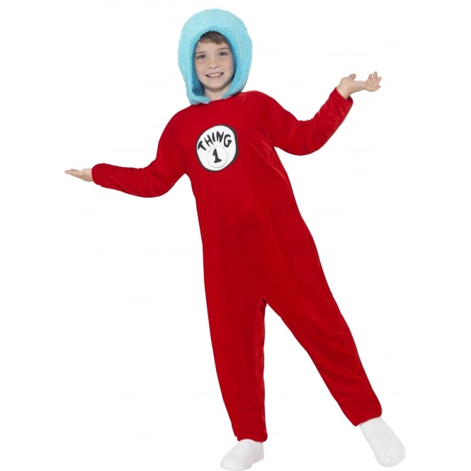 Thing 1 or Thing 2 - Kids Costume