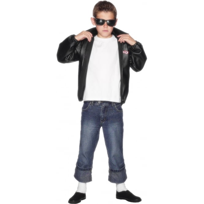 Grease T-Birds Jacket - Kids Costume
