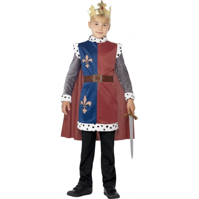 King Arthur Medieval - Kids Costume