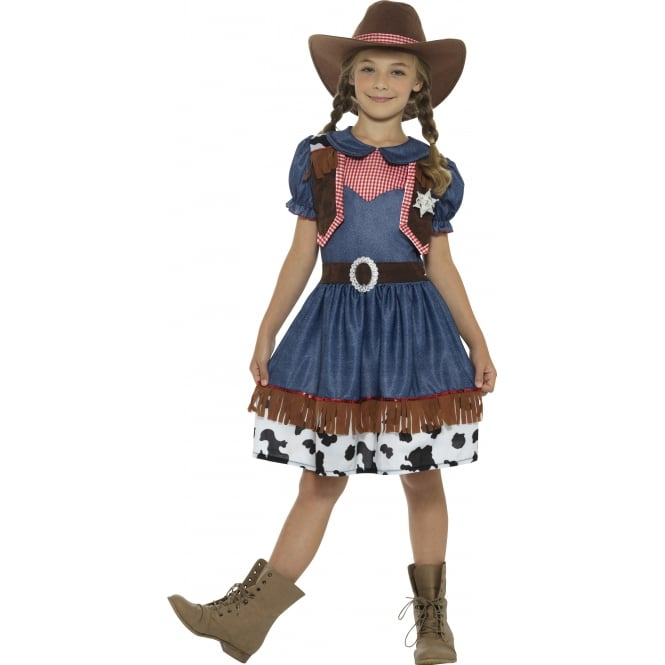 Texan Cowgirl - Kids Costume