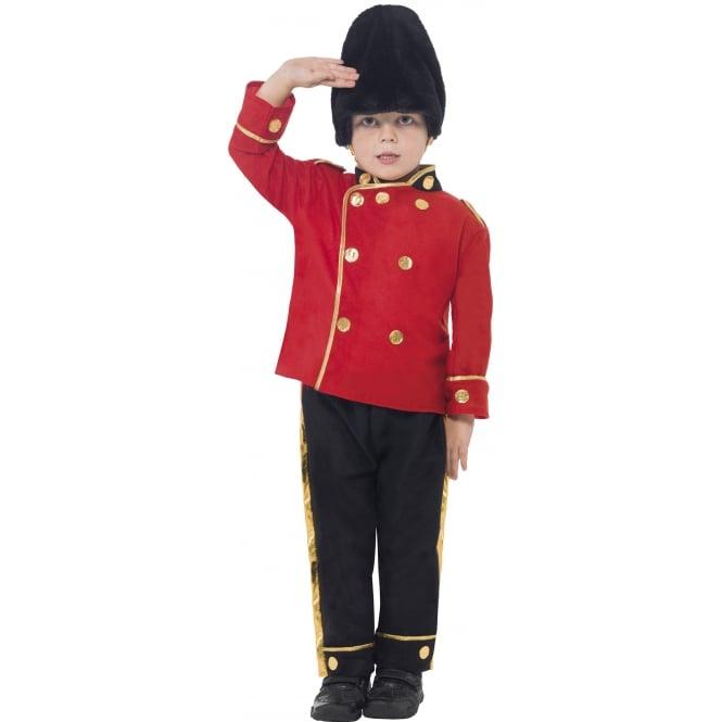 Busby Guard - Kids Costume