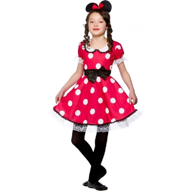 Cute Mouse Girl - Kids Costume