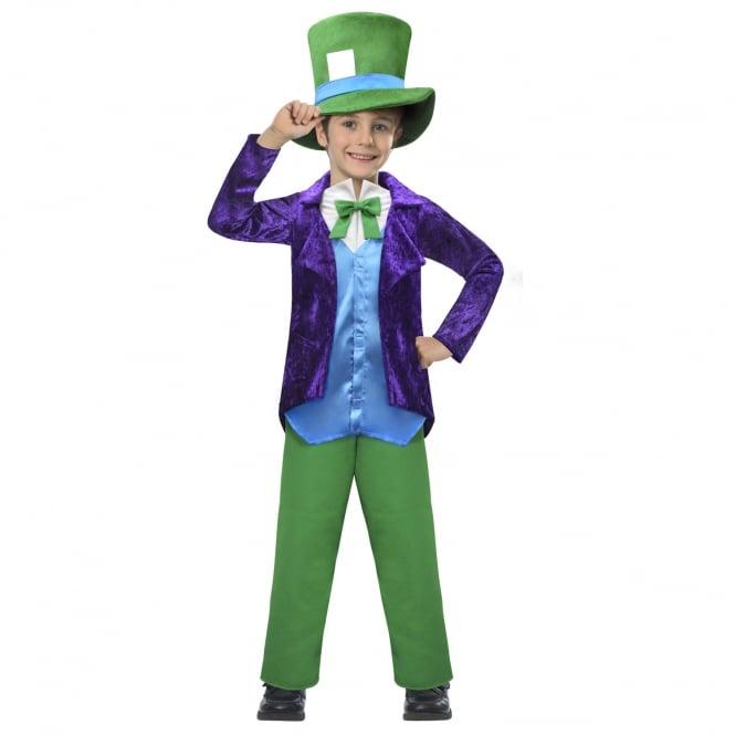 Top Hatter - Kids Costume