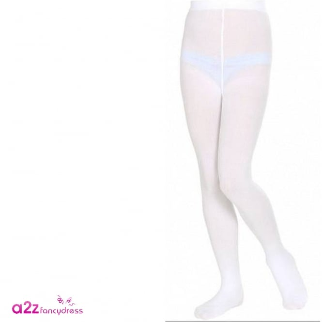 White Tights - Kids Accessory