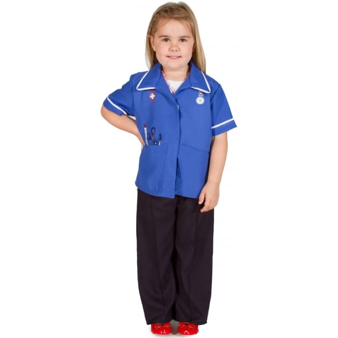 Modern Nurse - Kids Costume