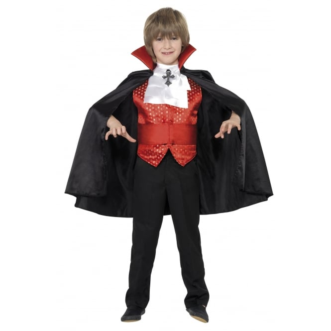 Dracula Boy - Kids Costume