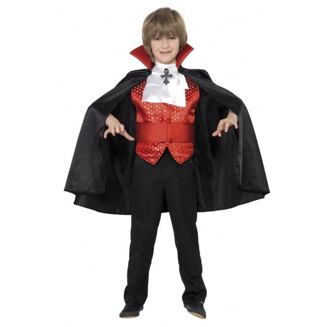 Dracula Boy - Kids Costume