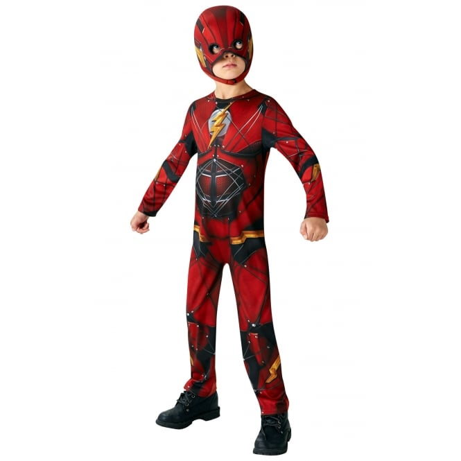 The Flash *2018 JUSTICE LEAGUE* - Kids Costume