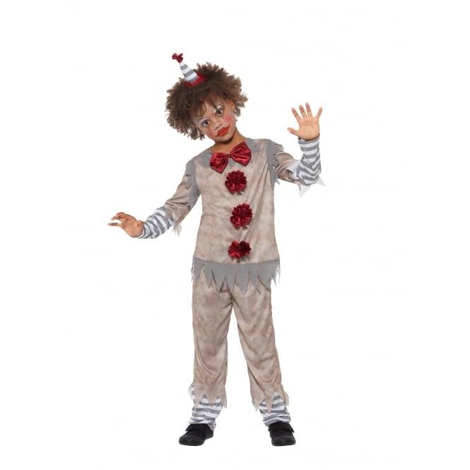 BOYS Vintage Clown Boy - Kids Costume