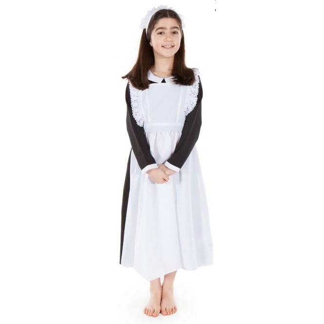 Downton Housemaid (Victorian/Edwardian) - Kids Costume