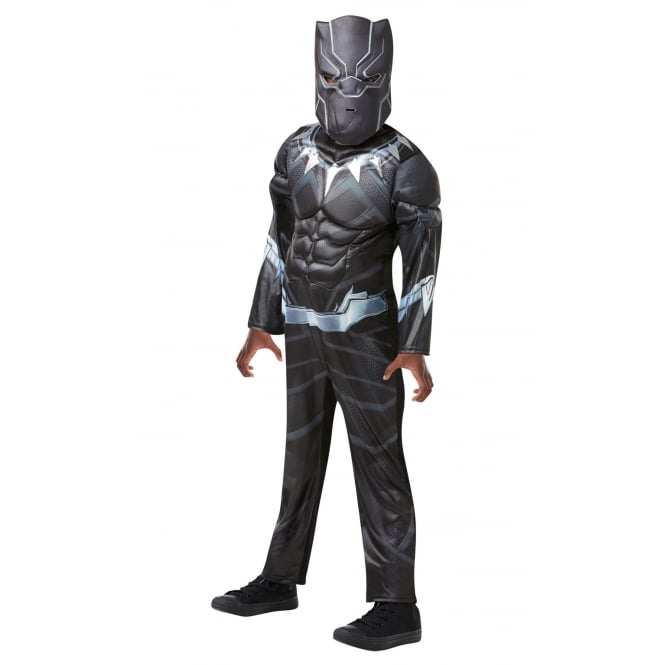 MARVEL Black Panther Deluxe - 2018 Movie - Kids Costume