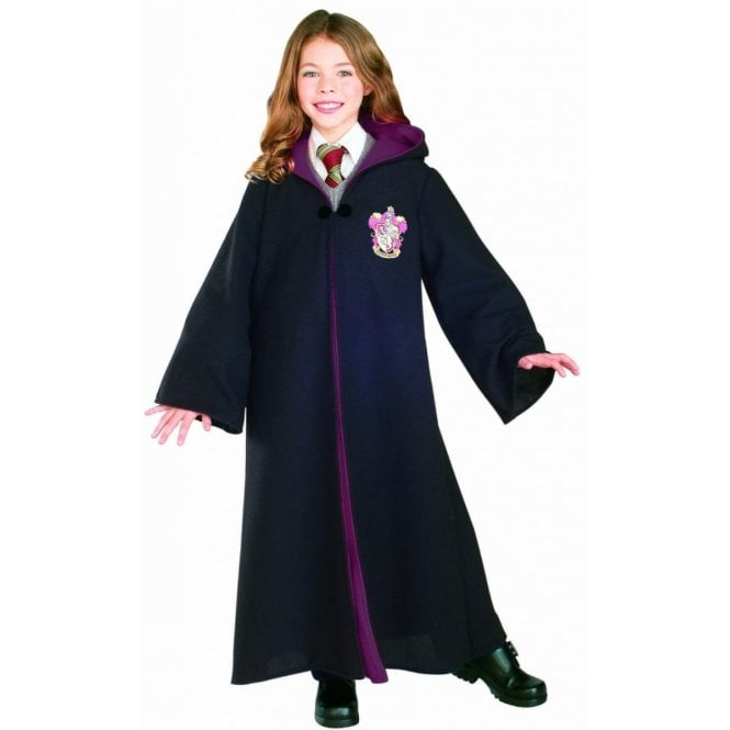 HARRY POTTER ~ Deluxe Gryffindor Robe - Hermione Granger  - Kids Accessory