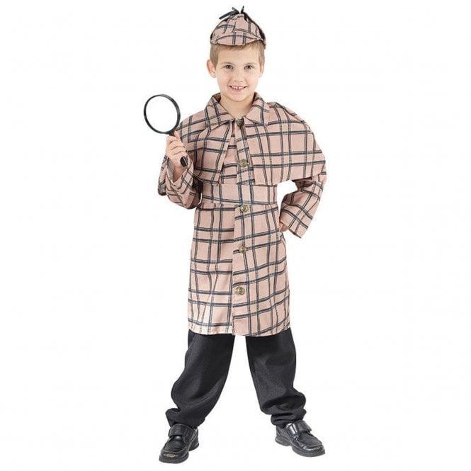 Sherlock Holmes - Kids Costume