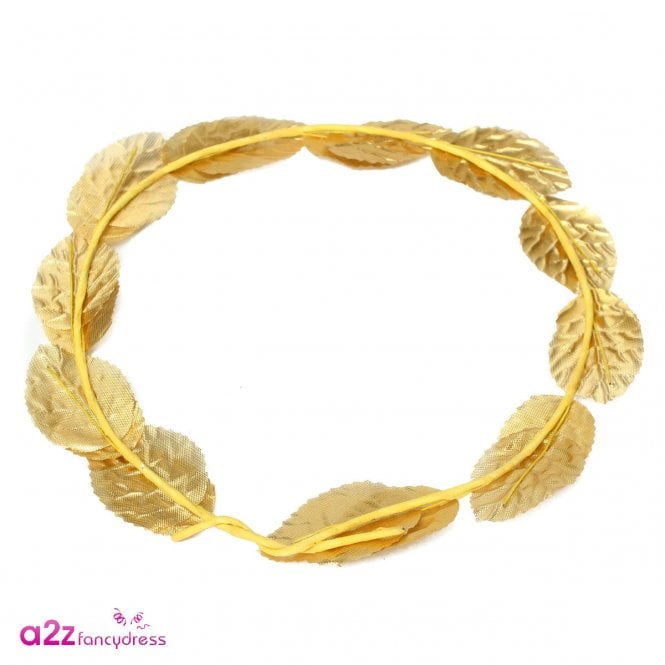 Roman Laurel Wreath Gold - Accessory