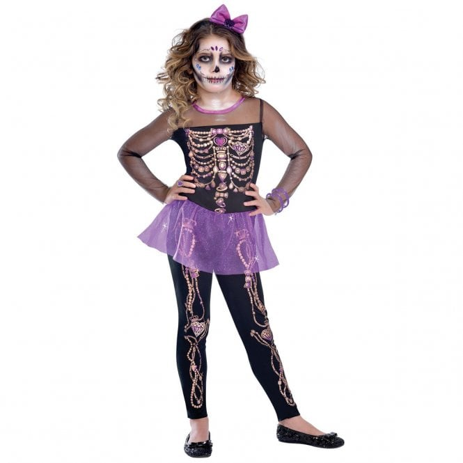 Bling Bones Cutie - Kids Costume