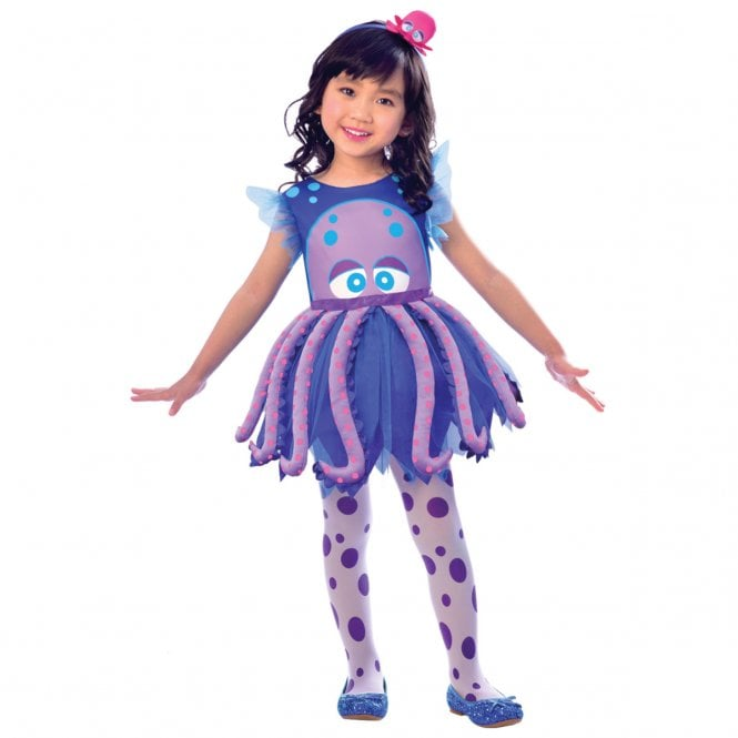 Octopus - Kids Costume
