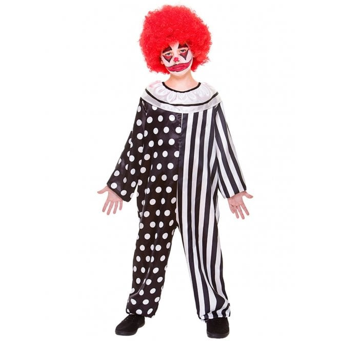 Kreepy Klown - Kids Costume
