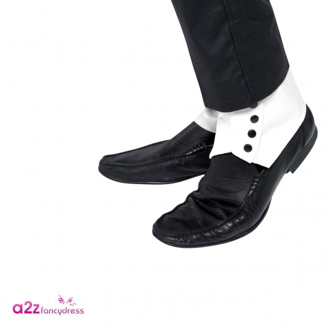 Spats - Adult Accessory