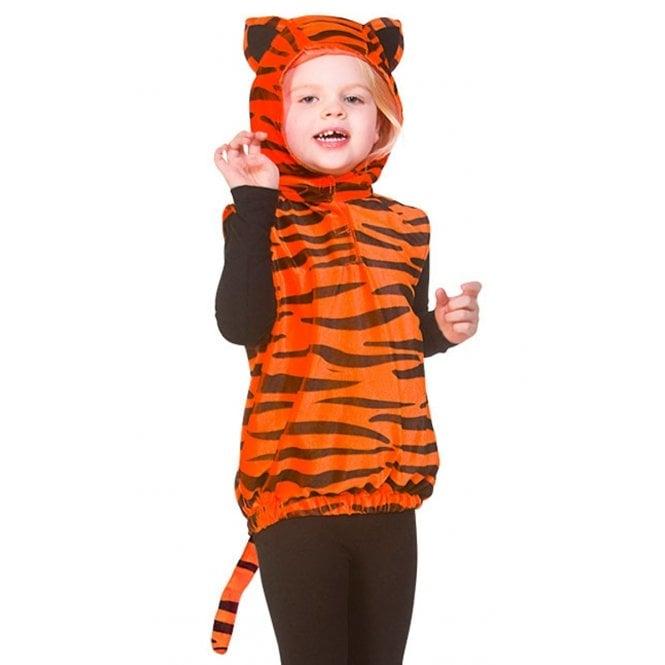 Tiger Tabard - Kids Costume