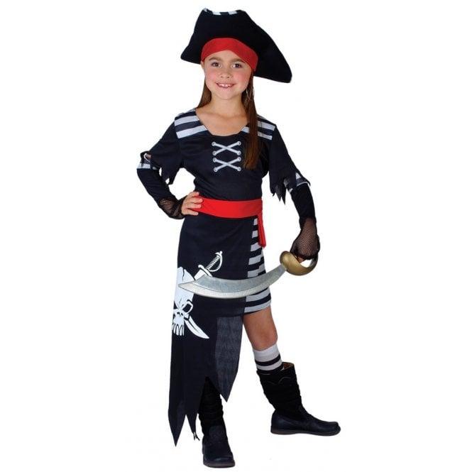 Pirate Princess - Kids Costume
