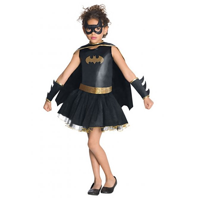 BATMAN ~ Batgirl Tutu Dress - Kids Costume