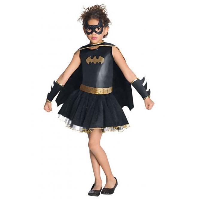 BATMAN ~ Batgirl Tutu Dress - Kids Costume