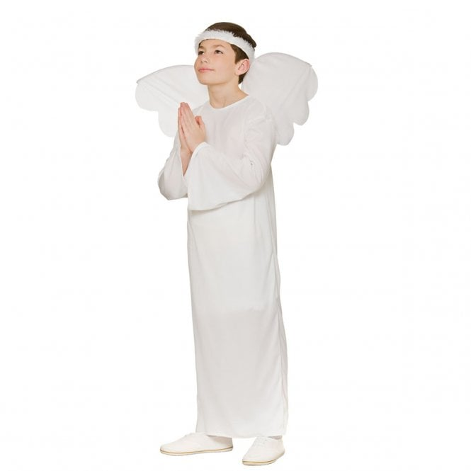 Boys Nativity Angel - Kids Costume