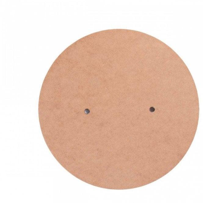 Round Shield (Uncoloured) - Accessory