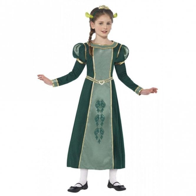 Shrek Princess Fiona - Kids Costume