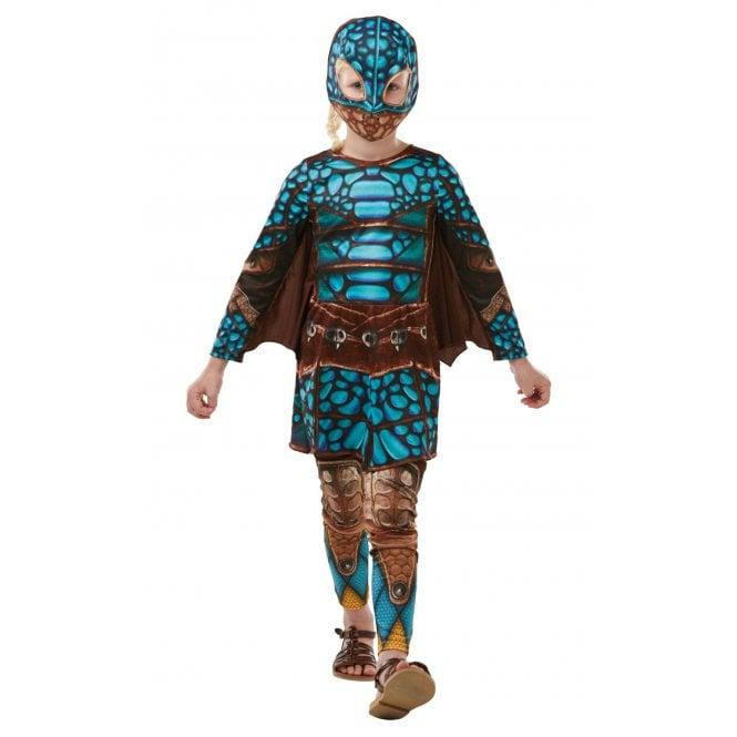 HOW TO TRAIN YOUR DRAGON ~ Hidden World ~ Deluxe Astrid Battlesuit - Kids Costume