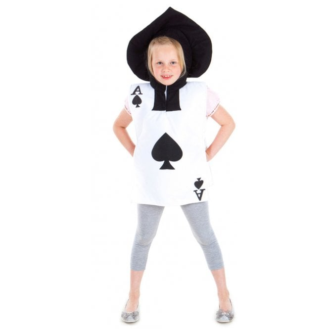 Playing Card - Kids Costume