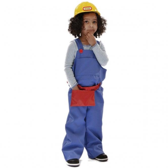 Builder Costume & Helmet  - Kids Costume