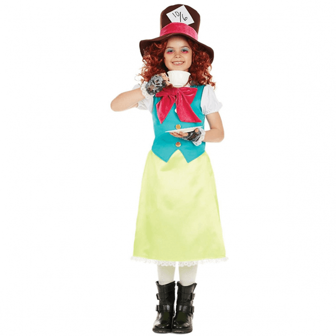 Little Miss Hatter - Kids Costume