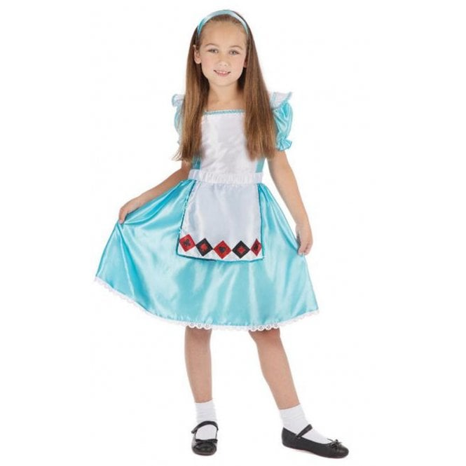 Alice Sweetie Girl - Kids Costume