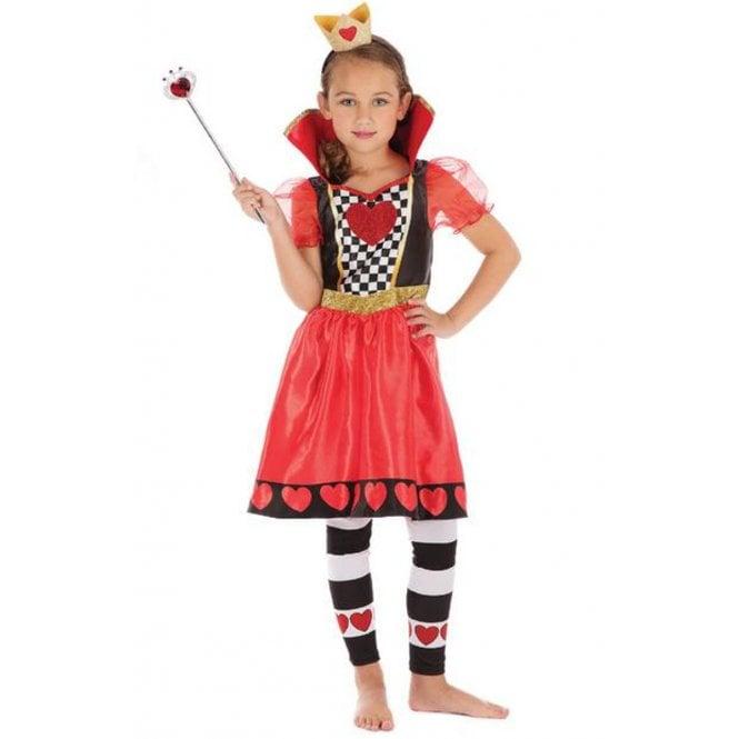 Queen of Hearts - Kids Costume