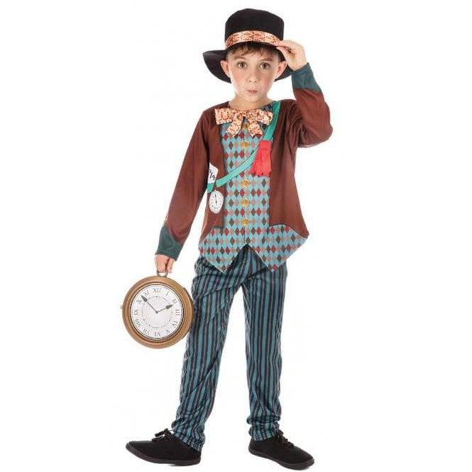 Mad Hatter Boy - Kids Costume