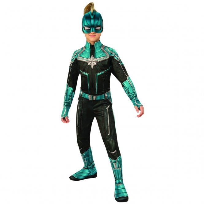 ~ Girls Kree Suit (Classic) *2019 CAPTAIN MARVEL* - Kids Costume