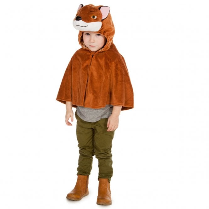 Fox Cape - Kids Costume