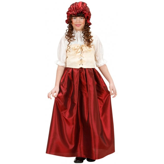 Peasant Girl or Serving Wench - Kids Costume